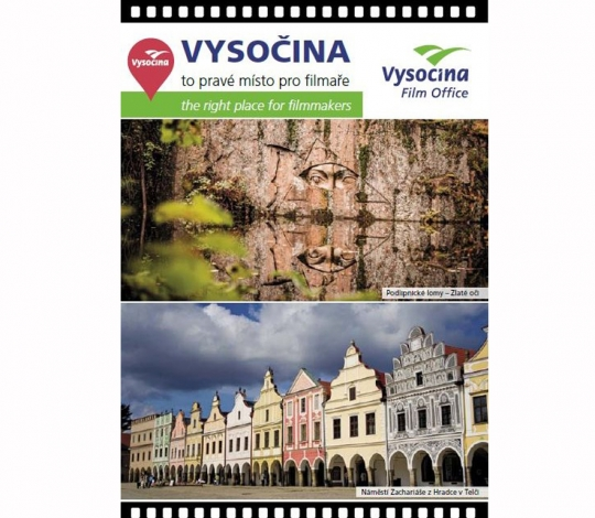 Vysočina Film Office - the right place for filmmakers